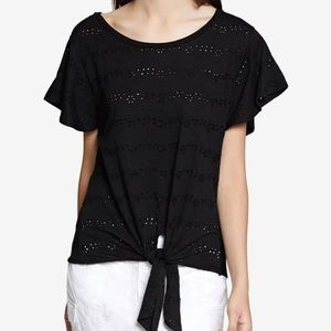 Sanctuary | Eyelet Top